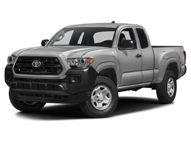New 2017 Toyota Tacoma SR Truck Access Cab for sale in Greenfield