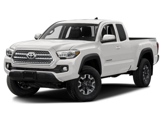 2017 Toyota Tacoma TRD Off Road V6 Truck Access Cab