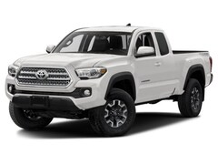 2017 Toyota Tacoma TRD Off Road V6 Truck