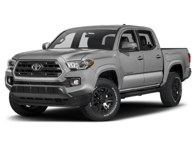 New 2017 Toyota Tacoma Truck Double Cab in Denver
