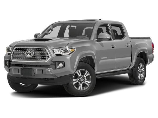 New 2017 Toyota Tacoma Dbl Cab TRD SPORT Truck Double Cab Minneapolis