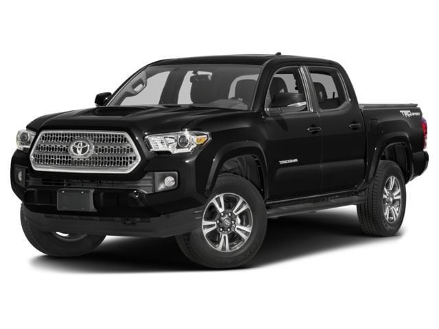 New 2017 Toyota Tacoma TRD Sport Double Cab 5 Bed V6 4x4 AT Truck Double Cab in San Rafael