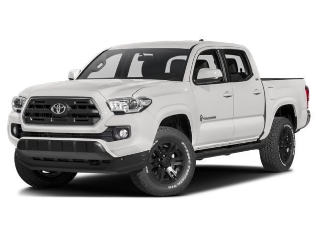 New 2017 Toyota Tacoma 2017 TOYOTA TACOMA SR5 V6 (A6) DOUBLE CAB 4DR 140. Truck Double Cab near Minneapolis & St. Paul MN