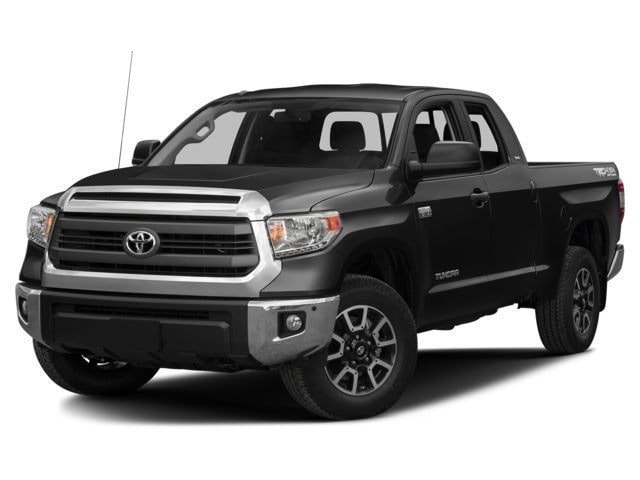 New 2017 Toyota Tundra 2017 TOYOTA TUNDRA SR5 5.7L V8 W/FFV (A6) DOUBLE C Truck Double Cab near Minneapolis & St. Paul MN