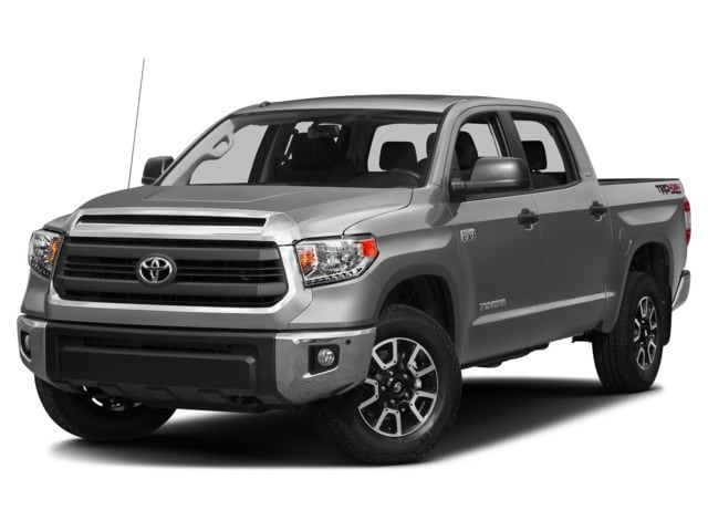 New 2017 Toyota Tundra Truck CrewMax in Denver