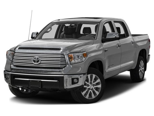 2017 Toyota Tundra Limited Crew Cab Short Bed Truck