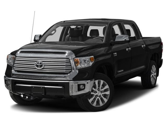 New 2017 Toyota Tundra 2017 TOYOTA TUNDRA LIMITED 5.7L V8 W/FFV (A6) CREW Truck CrewMax near Minneapolis & St. Paul MN