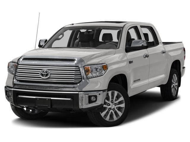 New 2017 Toyota Tundra Limited 5.7L V8 Truck CrewMax Serving Los Angeles