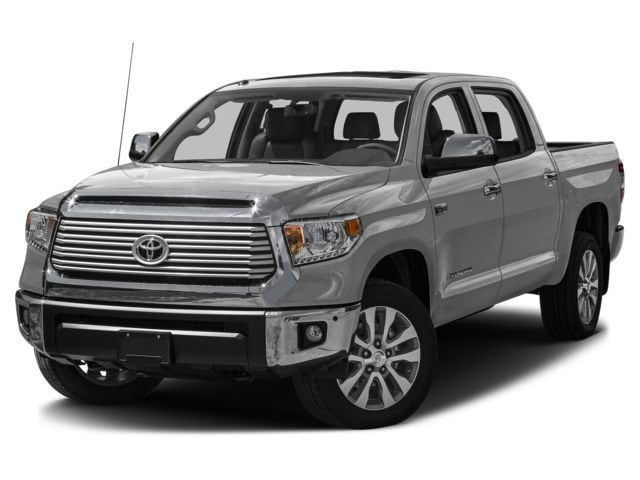 New 2017 Toyota Tundra Limited CrewMax 5.5 Bed 5.7L Truck CrewMax in San Rafael