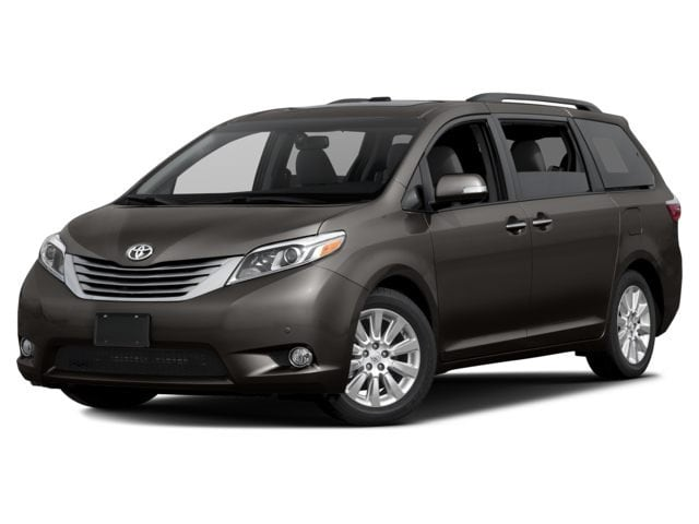 New 2017 Toyota Sienna XLE 8 Passenger Van for sale in the Boston MA area