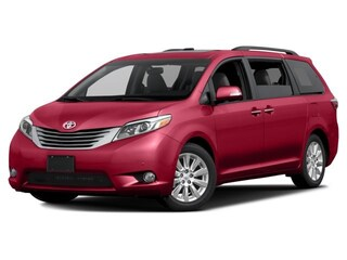 New 2017 Toyota Sienna XLE 8 Passenger for sale in Southfield, MI at Page Toyota