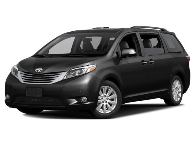 New 2017 Toyota Sienna XLE Premium 8 Passenger Van for sale in Dublin, CA