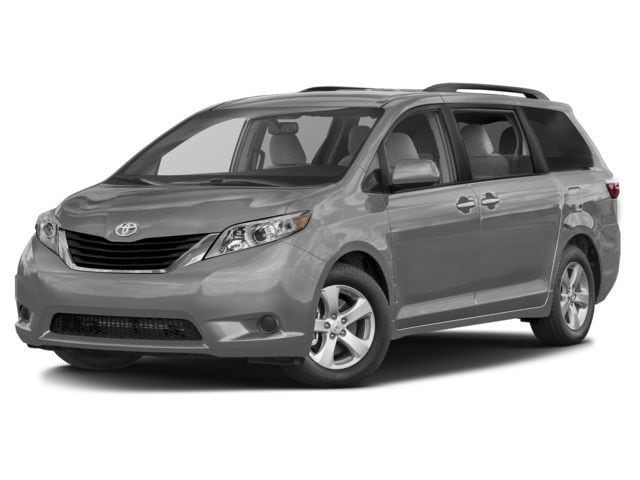 New 2017 Toyota Sienna LE AWD Van near Minneapolis & St. Paul MN