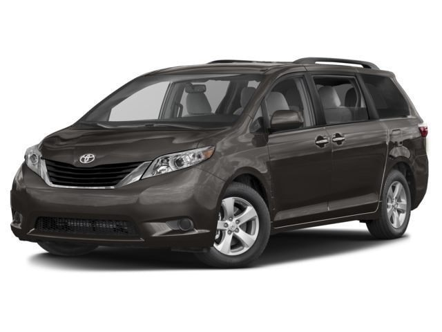 New 2017 Toyota Sienna LE 7 Passenger Van for sale in the Boston MA area