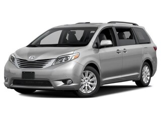 2017 Toyota Sienna XLE AWD 7-Passenger Van For sale near Turnersville NJ