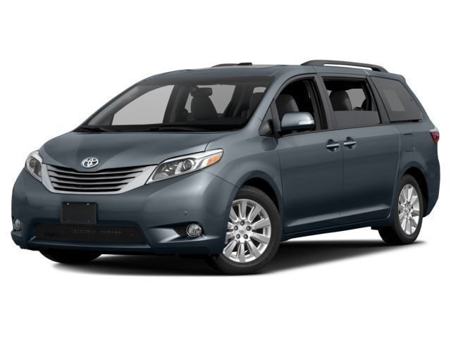 New 2017 Toyota Sienna XLE AWD Van Minneapolis