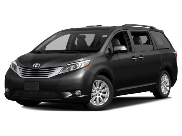 New 2017 Toyota Sienna Limited AWD Van Minneapolis