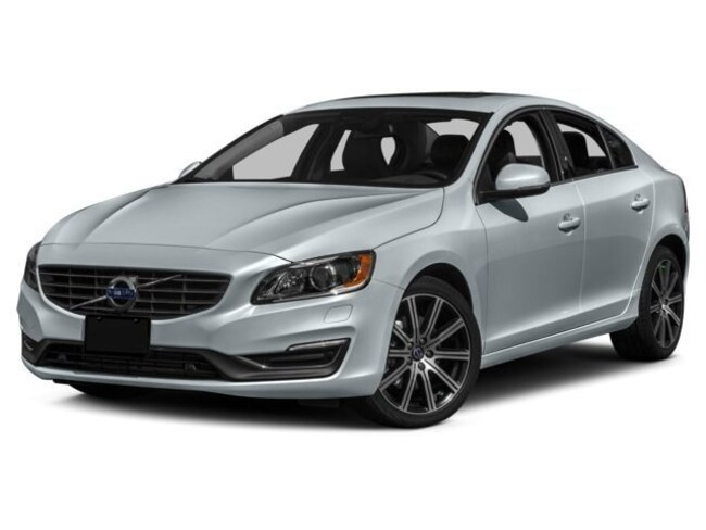 Used 2017 Volvo S60 T5 AWD Dynamic Sedan For Sale San Antonio, TX