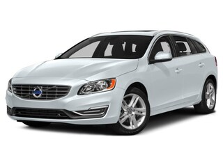 New 2017 Volvo V60 T5 AWD Platinum Wagon in Chicago