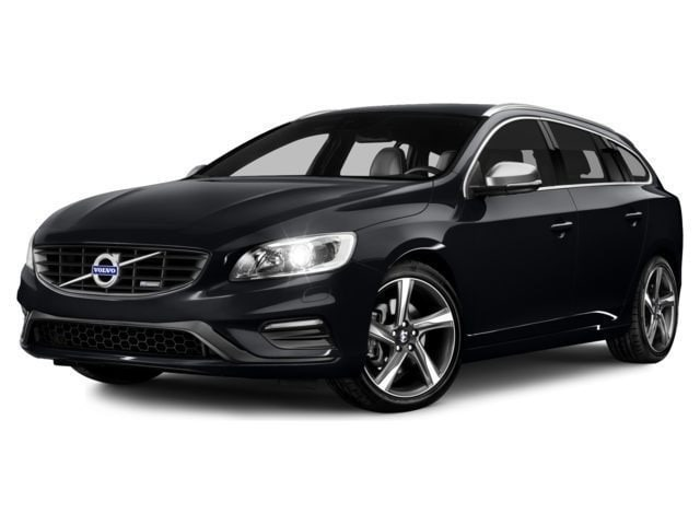 2017 Volvo V60 T6 Awd R Design Platinum Wagon For Sale In