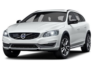 New 2017 Volvo V60 Cross Country T5 AWD Wagon in Santa Ana CA