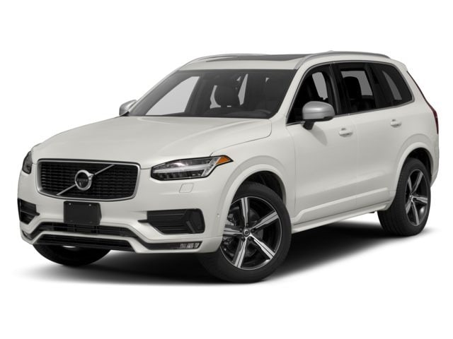 New 2017 Volvo XC90 T5 AWD R-Design SUV for sale in Alexandria, VA at Don Beyer Volvo