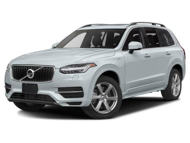New 2017 Volvo XC90 Hybrid T8 AWD Inscription SUV for sale in the Boston MA area