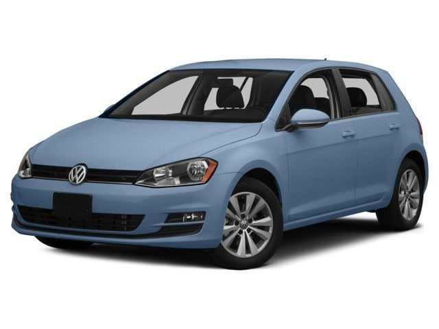2017 Volkswagen Golf TSI Wolfsburg 4-Door Hatchback
