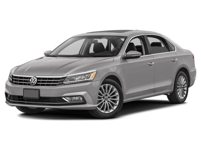 2017 Volkswagen Passat 1.8T SE w/Technology Sedan