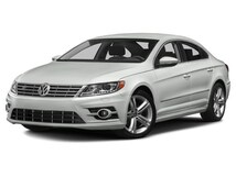 2017 Volkswagen CC 2.0T R-Line Executive w/Carbon/PZEV Sedan