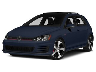 2017 Volkswagen Golf GTI Sport 4-Door Hatchback