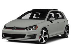 2017 Volkswagen Golf GTI SE 4-Door Hatchback