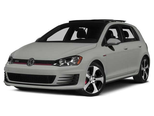 New 2017 Volkswagen Golf GTI Autobahn 4 Door Hatchback In Garden Grove Near  Orange