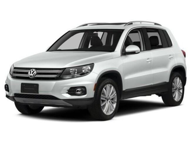 New 2017 Volkswagen Tiguan 2.0T S 4MOTION SUV for sale in Danbury, CT