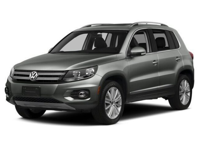 2017 Volkswagen Tiguan Limited 2.0T S SUV