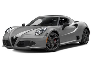 New 2018 Alfa Romeo 4C Base Coupe in Boston, MA