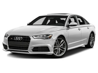 2018 Audi S6 4.0T Premium Plus Sedan for sale at Jack Daniels Audi of Upper Saddle River, NJ