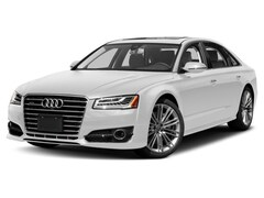 New Audi 2018 Audi A8 L 3.0T Sedan in Parsippany, NJ