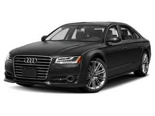 New 2018 Audi A8 L 4.0T Sport Sedan JN000194 Burlington MA