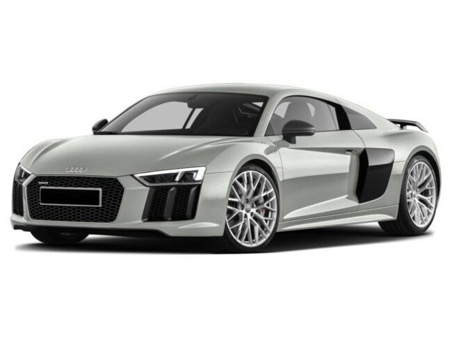 New 2018 Audi R8 5.2 V10 plus Coupe in Wilmington NC