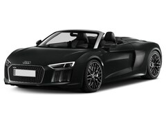 New 2018 Audi R8 5.2 V10 plus Spyder for sale near Milwaukee