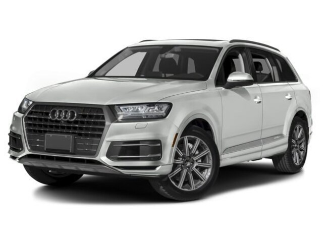 New 2018 Audi Q7 3.0T Prestige SUV For Sale in Boise, ID
