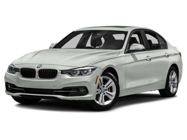 2018 BMW 3 Series xDrive Sedan