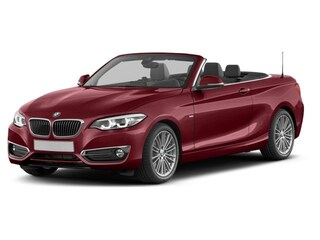 2018 BMW 2 Series 230i Xdrive Convertible