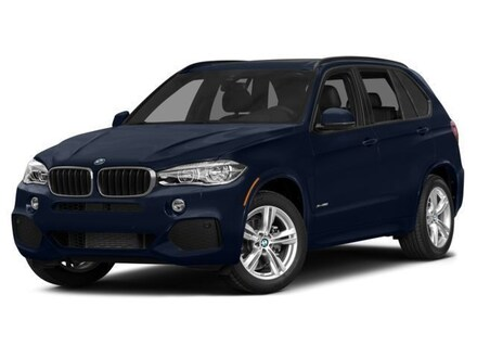 2018 BMW X5 Sdrive35i Sports Activity Vehicle SUV