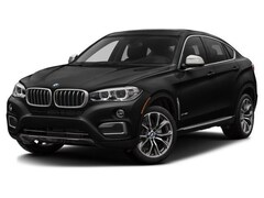 New 2018 BMW X6 sDrive35i SUV Meridian, MS