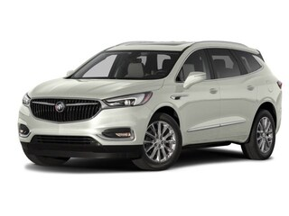 New 2018 Buick Enclave Essence SUV in Atlanta, GA