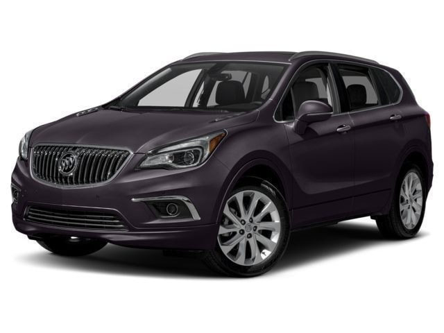 2018 Buick Envision Premium II SUV for sale in Denver near Thornton, Aurora, & Lakewood.