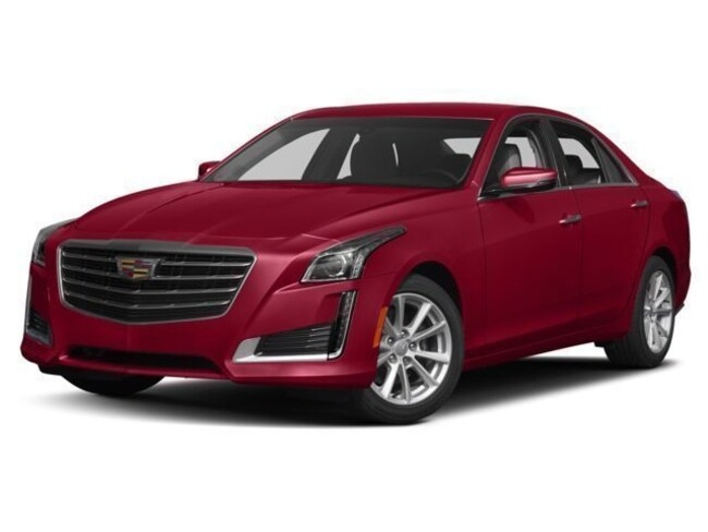 New 2018 CADILLAC CTS 3.6L Luxury Sedan For Sale/Lease Fort Collins, CO