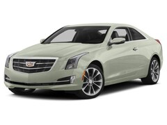 2018 CADILLAC ATS 3.6L Premium Luxury Coupe
